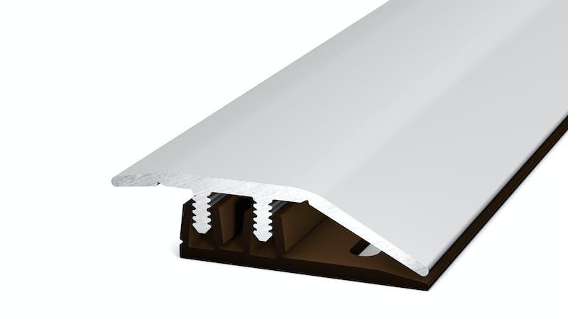 Anpassungsprofil - Silber - 34 mm x 100 cm Produktbild