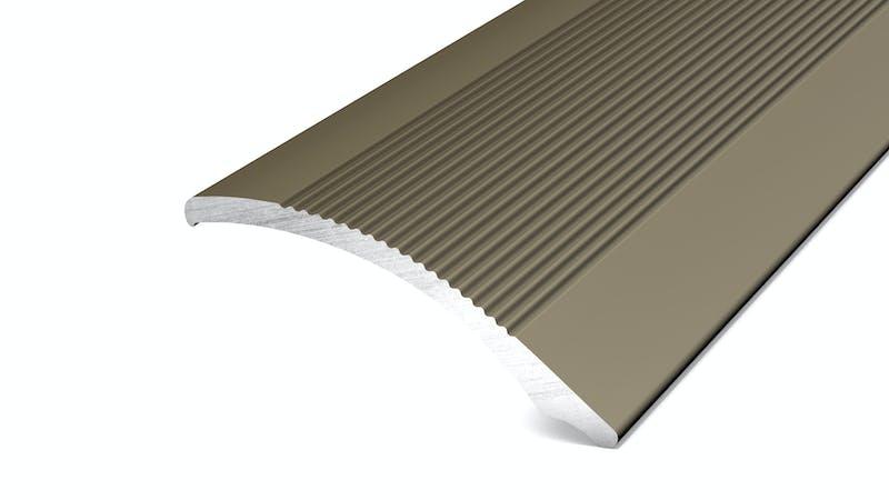 Anpassungsprofil selbstklebend - Edelstahl matt - 38 mm x 270 cm Produktbild