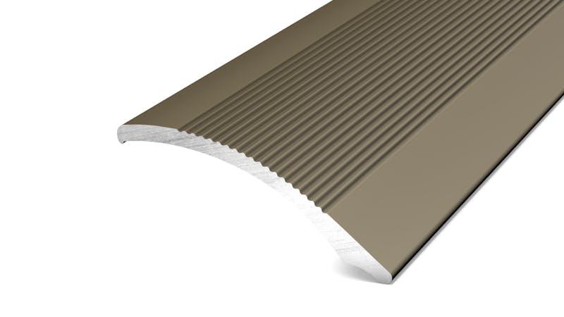 Anpassungsprofil selbstklebend - Edelstahl matt - 38 mm x 100 cm Produktbild