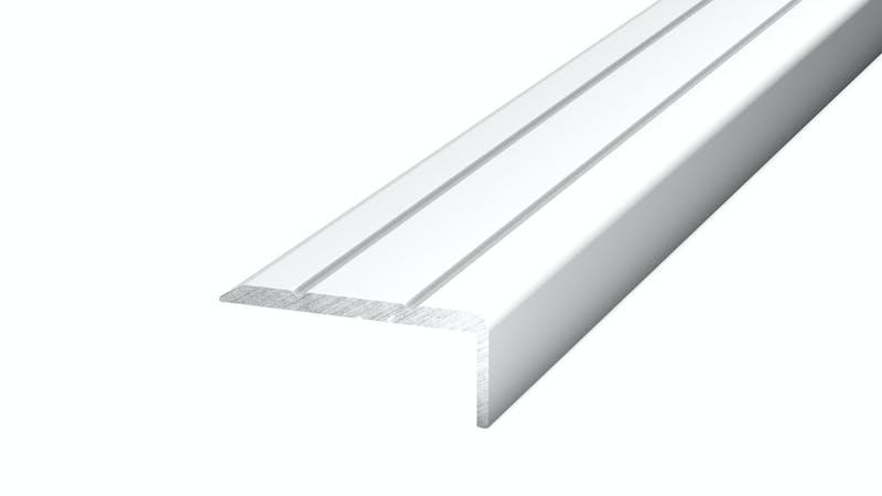 Winkelprofil selbstklebend - Silber - 24,5 mm x 10 mm x 270 cm Produktbild