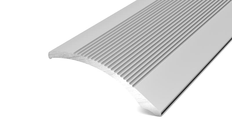 Anpassungsprofil selbstklebend - Silber - 38 mm 100 cm Produktbild