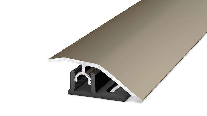Anpassungsprofil - Edelstahl matt - 44 mm x 100 cm Produktbild