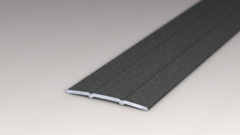 Übergangsprofil selbstklebend - Anthrazit Metallic - 38 mm x 100 cm Produktbild