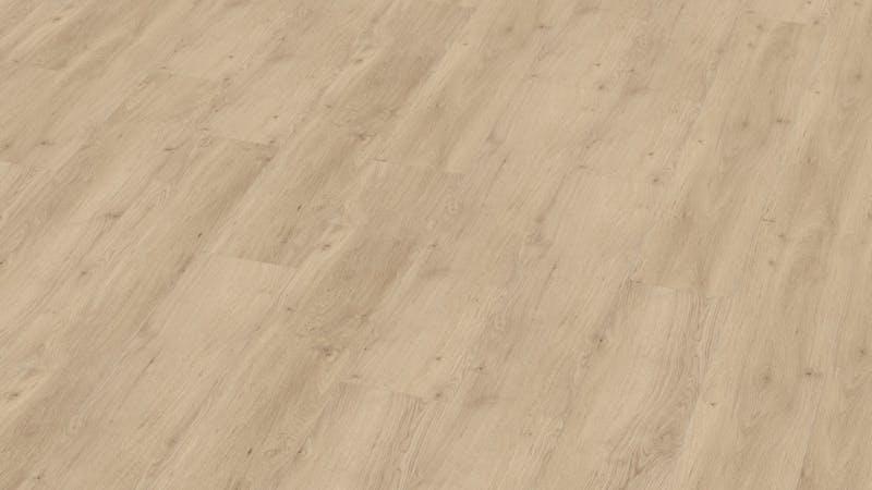 Klick-Vinyl BoDomo Klassik Korkeiche Produktbild Musterfläche von oben grade zoom