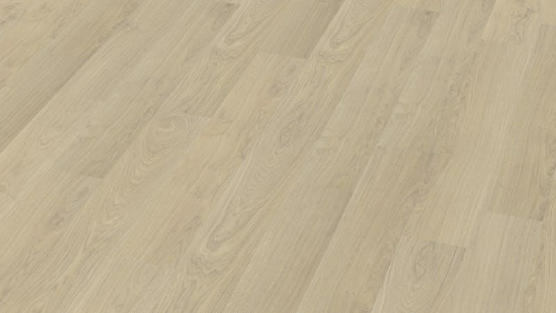 Laminat BoDomo Klassik Elegant Oak Nature Produktbild Musterfläche von oben grade zoom