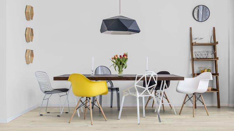 Laminat BoDomo Premium Basket Oak Light Produktbild Küche & Esszimmer - Modern mit Treppe zoom