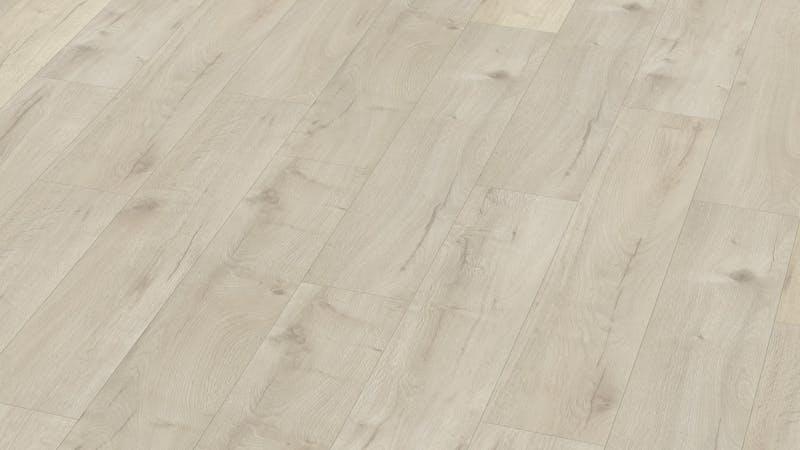 Laminat BoDomo Premium Basket Oak Light Produktbild Musterfläche von oben grade zoom