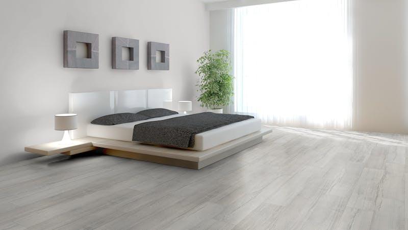 Laminat BoDomo Exquisit Scarlet Oak Silver Produktbild Schlafzimmer - Urban zoom