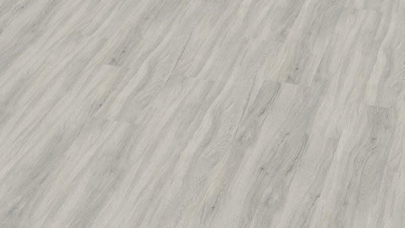 Klick-Vinyl BoDomo Exquisit New Cimba Oak Light Grey Produktbild Musterfläche von oben grade zoom