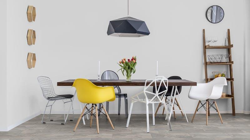 Laminat Kronoflooring O.R.C.A. Amazon Slate Produktbild Küche & Esszimmer - Modern mit Treppe zoom