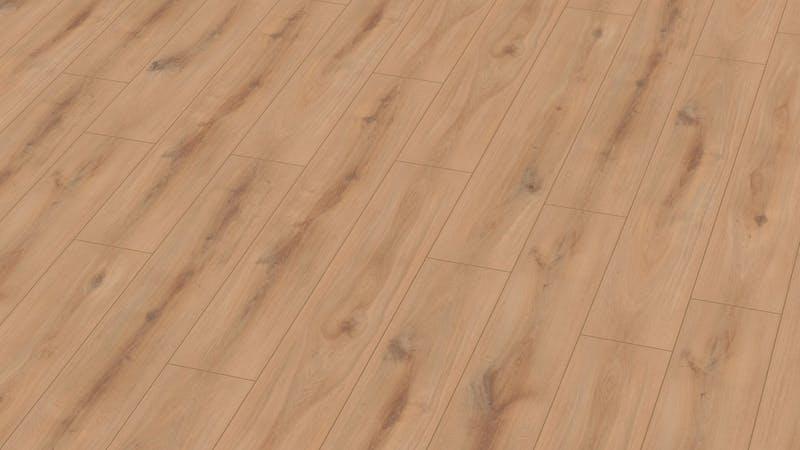 Laminat Kronoflooring O.R.C.A. Ontario Oak Produktbild Musterfläche von oben grade zoom