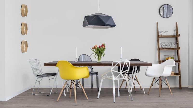 Laminat Kronoflooring O.R.C.A. Baltic Oak Produktbild Küche & Esszimmer - Modern mit Treppe zoom