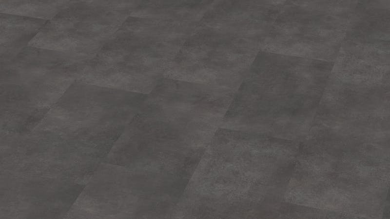 Klick-Vinyl BoDomo Klassik New Grain Scuro Produktbild Musterfläche von oben grade zoom