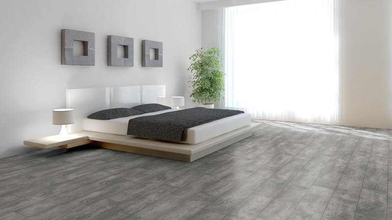 Laminat BoDomo Exquisit Barnim Oak Produktbild Schlafzimmer - Urban zoom