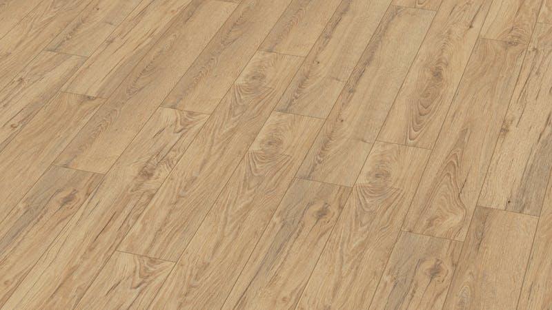 Laminat BoDomo Exquisit Taunus Oak Nature Produktbild Musterfläche von oben grade zoom