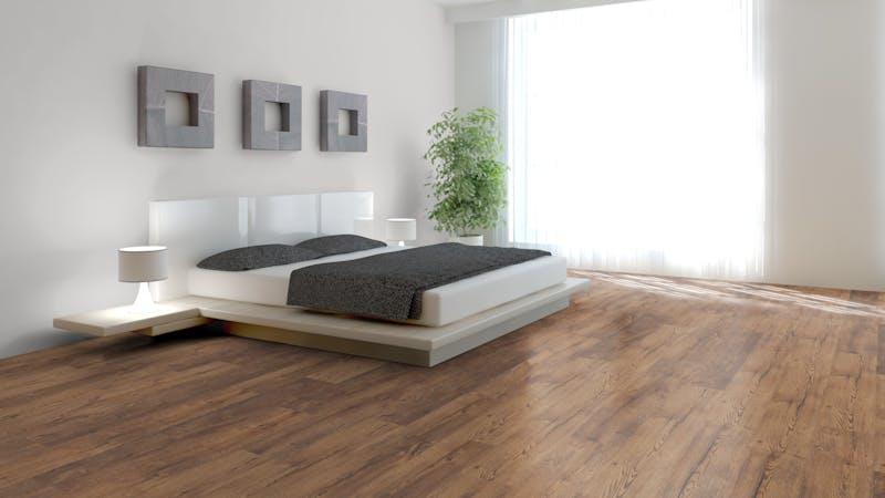 Laminat BoDomo Klassik Rhön Oak Produktbild Schlafzimmer - Urban zoom