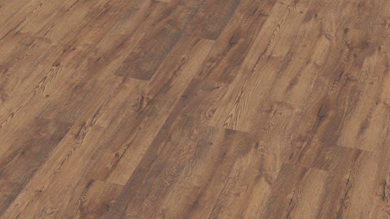Laminat BoDomo Klassik Rhön Oak Produktbild Musterfläche von oben grade zoom