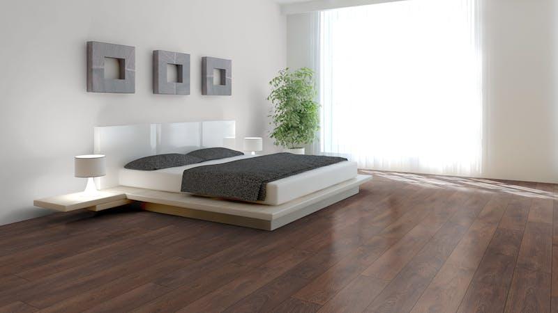Laminat Kronoflooring O.R.C.A. Hudson Oak Produktbild Schlafzimmer - Urban zoom