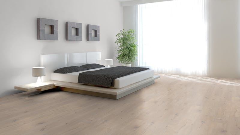 Rigid-Vinyl mit integrierter Dämmung CoreTec Naturals Desert Produktbild Schlafzimmer - Urban zoom