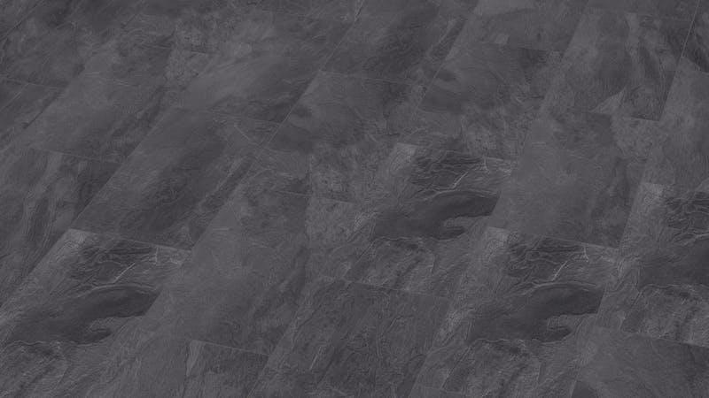 Laminat Kronoflooring O.R.C.A. Yukon Slate Produktbild Musterfläche von oben grade zoom