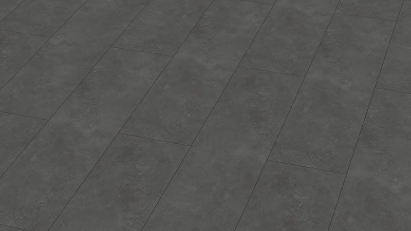 Laminat BoDomo Exquisit Vola Scuro Produktbild Musterfläche von oben grade zoom