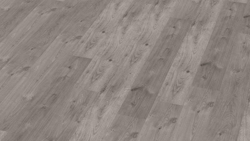Laminat BoDomo Klassik Peau Oak Grey Produktbild Musterfläche von oben grade zoom