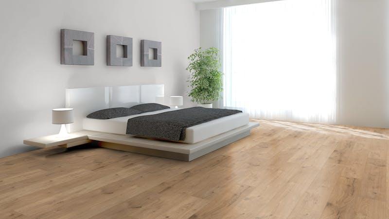 Laminat BoDomo Klassik Peau Oak Summer Produktbild Schlafzimmer - Urban zoom