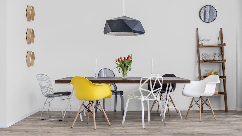 Laminat BoDomo Premium Fallito Oak Grey Produktbild Küche & Esszimmer - Modern mit Treppe zoom