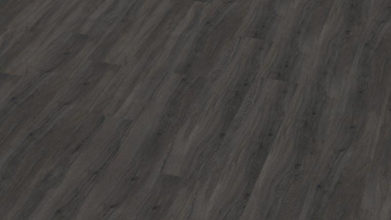 Klick-Vinyl BoDomo Exquisit New Cimba Oak Dark Grey Produktbild Musterfläche von oben grade zoom