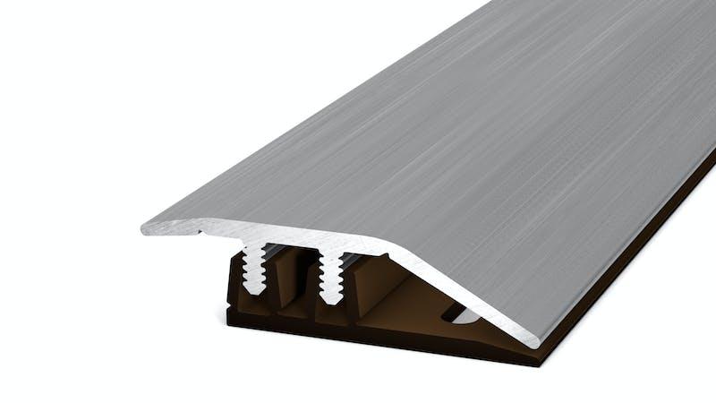 Anpassungsprofil - Edelstahl gebürstet - 34 mm x 270 cm Produktbild
