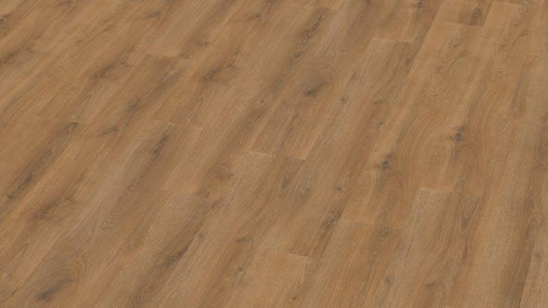 Laminat BoDomo Klassik Capri Oak Produktbild Musterfläche von oben grade zoom