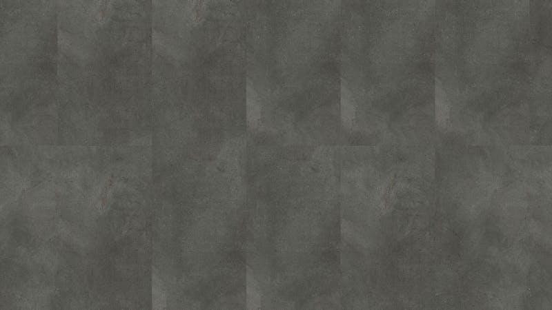 Rigid-Vinyl mit integrierter Dämmung BoDomo Klassik Kamea black Produktbild
